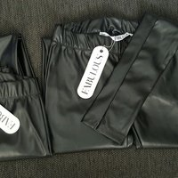 NEW Leather like pants XS from Lager157