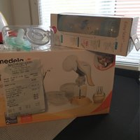 Medela harmony pump & set