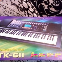 Casio keyboard helt by i kartong 900kr