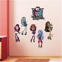 väggdekoration monster high ca 30/90cm  95kr