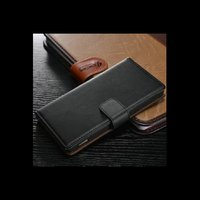 Leather cell phone cases