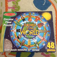 Children of the world (pussel spel)