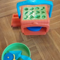 Play-doh pizzaset