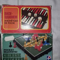 Backgammon och Chinese