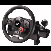 Logitech Driving Force GT ratt till PC/Ps3