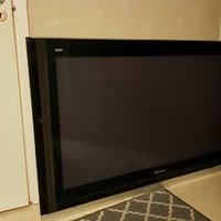 50tum Panasonic plasma tv