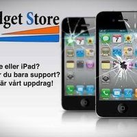 Reparation av trasig iPhone / iPad