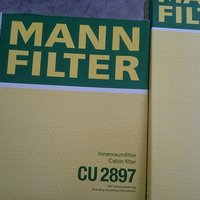 Mann Filter till Mercedes 270 cdi