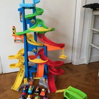 Fisher Price Little People Leksaker
