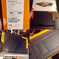 "Lenovo surfplatta ""10 2+16GB wifi+cell"