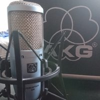 Mikrofon, AKG perception 200