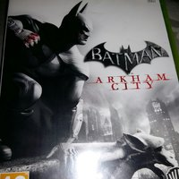 Barman arkham city