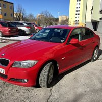 BMW 318d M sportchassi