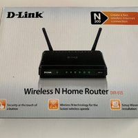 Wifi Routers, D- link.