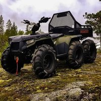 2012 Polaris Sportsman 1000 6X6