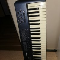 M audio oxygen 49 midi keyboard