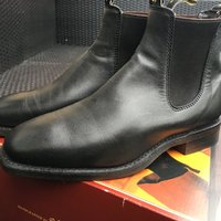 RM WILLIAMS boots Stl:4+ (38)