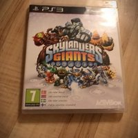 Skylanders Giants (PS3