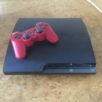 Playstation 3 med kontroll