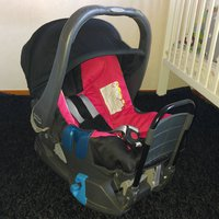 Britax Baby-safe plus ii med Isofix base