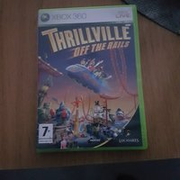 Xbox 360 spel säljes Thrillville off the rails