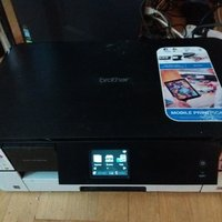 Skrivare brother DCP-4120DW