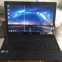 "Acer Aspire 15,9"" med intel core i5 processor. Defekt"