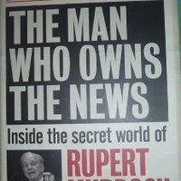 The man who owns the news The secret world of Rupert Murdoch av Michael Wolf