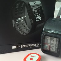 Nike GPS Watch