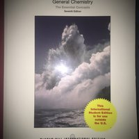 Studentlitteratur för biomedicinsk analytiker. General Chemistry: The Essential Concepts, Chang (ISBN:9781259073762)