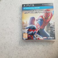 Spiderman ps3 spel