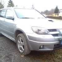 Mitsubishi Outlander turbo 200 hk