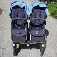 Bugaboo Donkey Duo Barnvagn