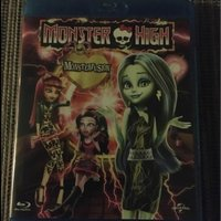 Bly-RayDisc Monster High