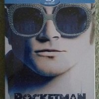 Rocketman blue-ray