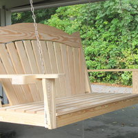 Porch Swing Amerikansk hammock