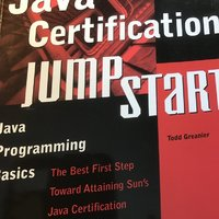 Java Certification Jump Start