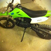 cross/fiddy 125cc