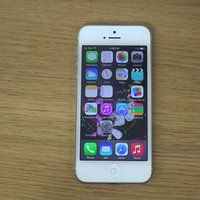 iPhone 5 Silver 64gb