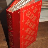 THE SCARLET LETTER in Franklin Library Edition by Nathaniel Hawthorne