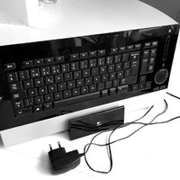 Logitech wireless keyboard dinovo edge