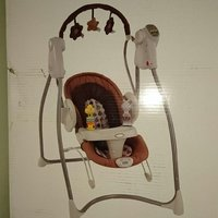 Graco Swing n Bounce