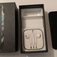 iPhone5 16GB svart