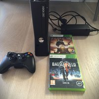Xbox 360 Slim 120GB, TV SPEL