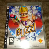 Ps3-spel Buzz Quiz Tv Special Edition