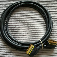 Monster Cable scart 4m