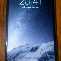 Iphone 6 olåst