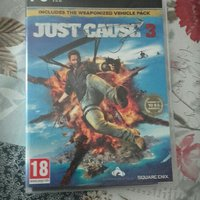 Just cause 3 pc...