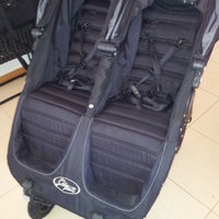 Baby Jogger City Mini GT Double inkl 2 st liggdel