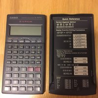 miniräknare Casio fx-510 TL scientific calculator